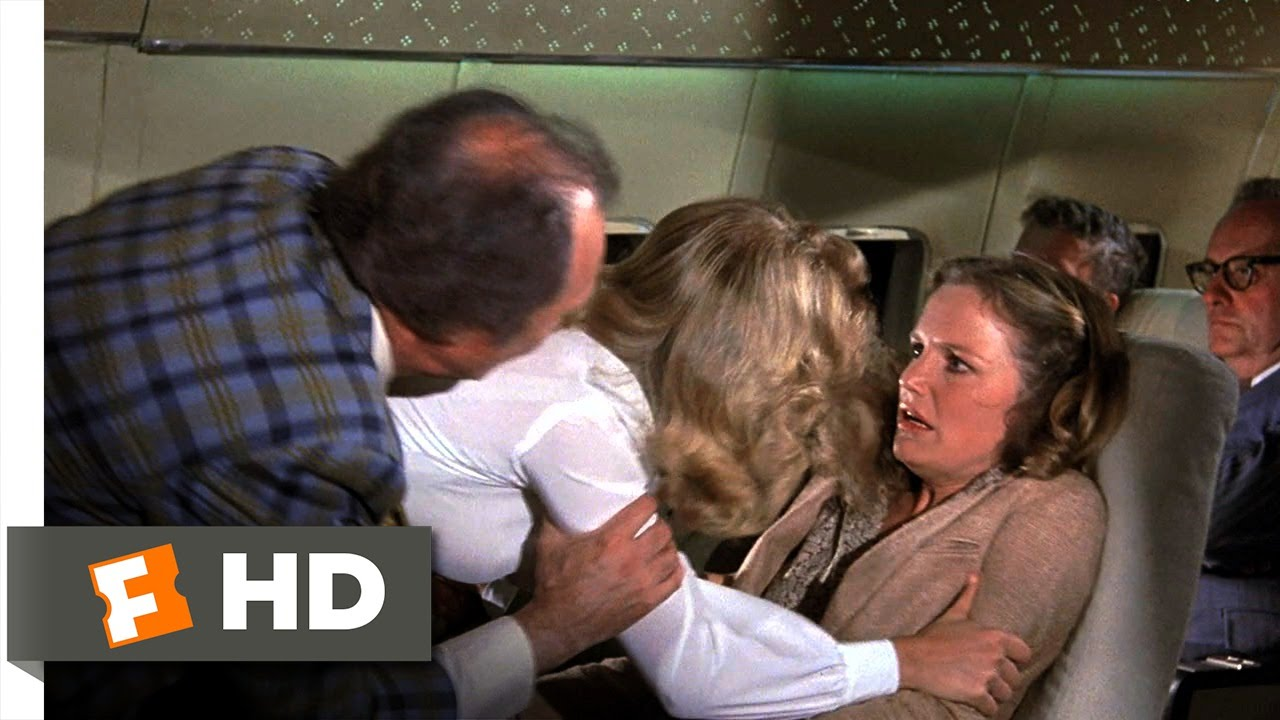 Airplane 6 10 Movie Clip Get A Hold Of Yourself 1980 Hd