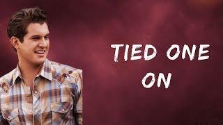 Jon Pardi -   Tied One On (Lyrics)