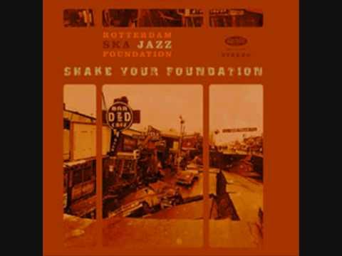 Rotterdam Jazz Ska Foundation - Pro Teba a.k.a Slaviska