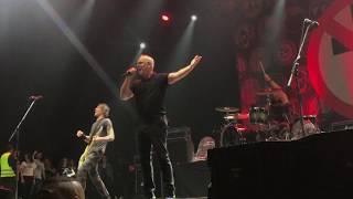 Bad Religion - Sinister Rouge / Delirium of Disorder / Atomic Garden live at Rock Station (09/13)