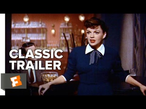 A Star Is Born (1954) Official Trailer - Judy Garland, James Mason Movie HD