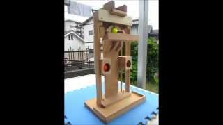 Wood Toy(elevator Double)