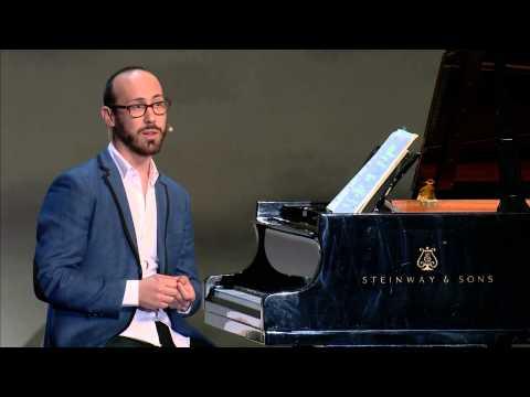 De l'idée à la composition   Yaron Herman   TEDxParis
