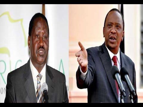 Un-Aired Exclusive: President Uhuru Kenyatta's full speech hitting at CORD Leader Raila Odinga