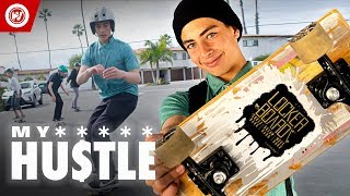 13-Year-Old CEO REINVENTED The Skateboard