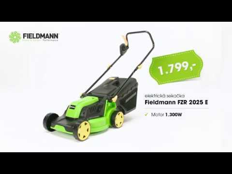 1f4c5d5b8 Sekačka Fieldmann FZR 2025-E | EURONICS