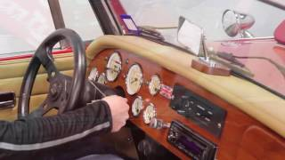1603 DFW 1964 Austin Healey 3000 Mark III