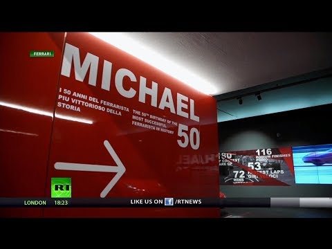 Ferrari Honors Michael Schumacher on 50th Birthday