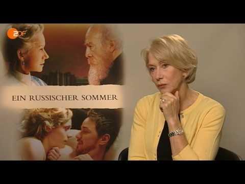 Helen Mirren - The Last Station Interview 20100115