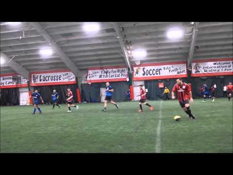 Indoor Soccer, Cherry Hill, NJ Blues & Dvo Union