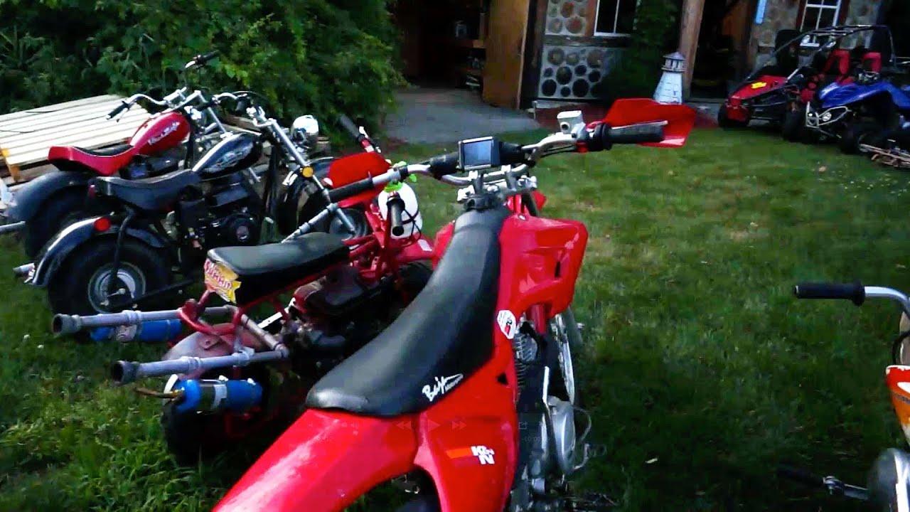 Top Speed Baja Dirt Runner 125 1080p Youtube
