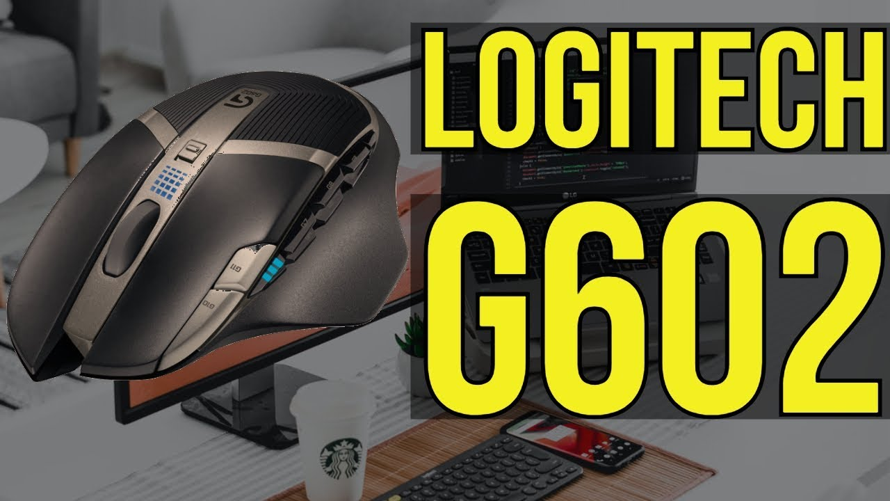 5f3fac980dd ✅ Logitech G602 Gaming Mouse Review - YouTube
