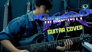 Dragonforce - Through The Fire And Flames - Guitar Cover By Jeje Guitaraddict
