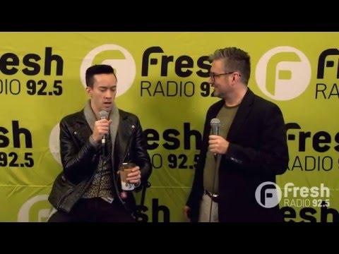 Santa Clara at 925 Fresh Radio - Interview