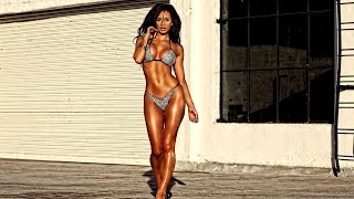 Fitness motivation from fitness model!