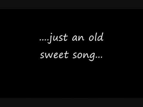 Georgia On My Mind (Willie Nelson) w/ lyrics