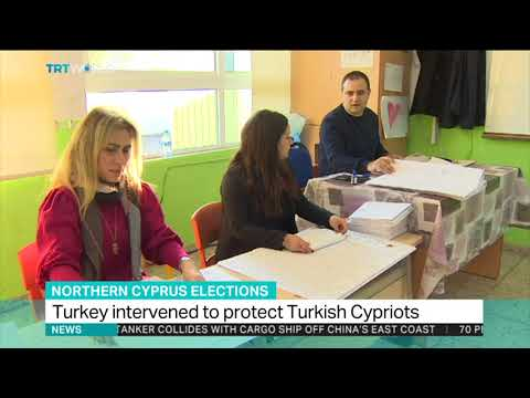Polls close in Northern Cyprus general elections