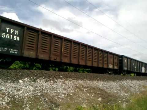 el tren a monterrey