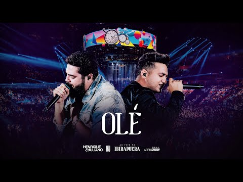 Henrique e Juliano – Olé (Letra)