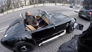 Accidental Ride With a Playful AC Cobra