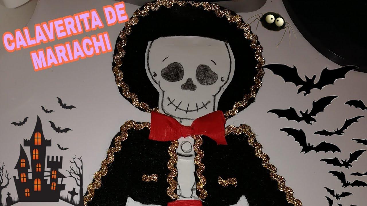 Vestir Calaverita De Mariachi O Charro