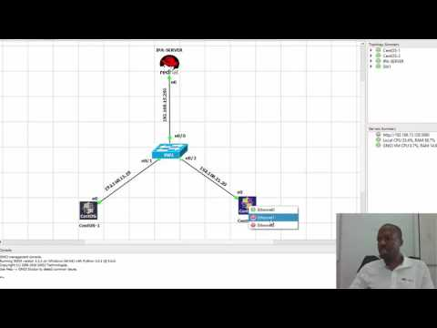 RHCE EX300-7 Network Services Part-1 (IPv4, Hostname and YUM)