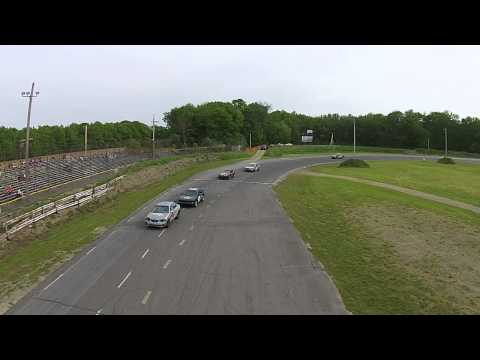 Unity Raceway Aerial Footage Group #2