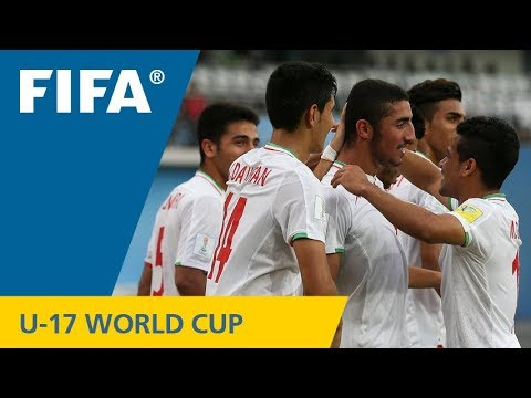 Match 39: Iran v Mexico – FIFA U-17 World Cup India 2017