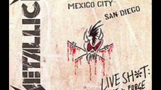 Metallica Seek & Destroy Pt. 1 Live Mexico City 1993
