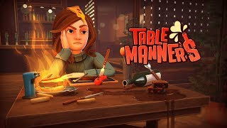 Table Manners Klucz Steam