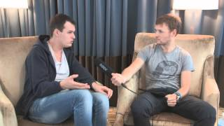 Interview with XBOCT @ The International 2013 (with English subtitles)
