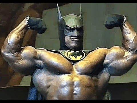 """Aaron """"Batman"""" Baker"""
