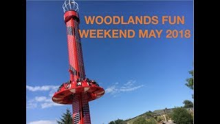 Woodlands Adventure Theme Park South Devon annual camping and caravan  rally