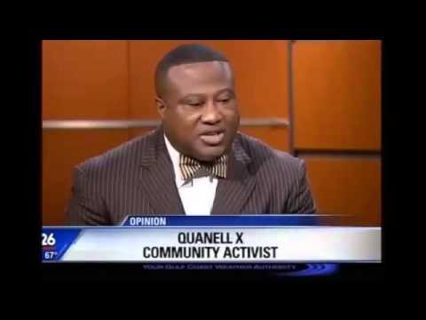BLACK ACTIVIST DESTROYS RETARDED FOX HOST ON LIVE T.V