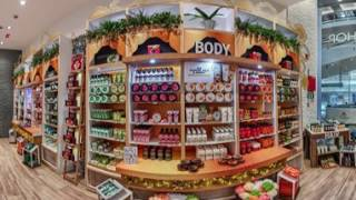 360° Virtual Tour At Mall Of The Emirates   The Body Shop Uae