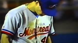 "Harry Caray Cannot Pronounce ""Mark Grudzielanek"" During Telecast! ""Chicago Cubs"""