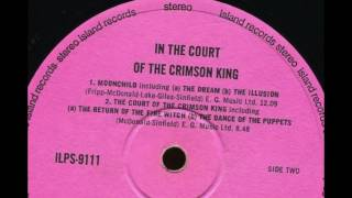 Songology, In The Court Of The Crimson King - King Crimson