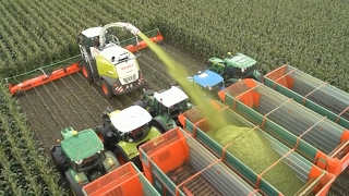 Modern Technology Agriculture Huge Machines thumbnail
