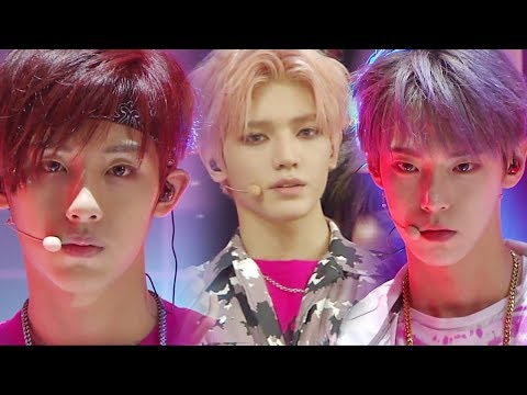 《Spesial Comeback》 NCT 127 - Cherry Bomb @ 인기 가요 Inkigayo 20170618