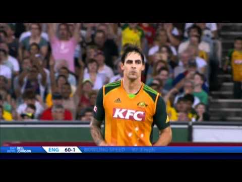 Australia vs England 2nd T20 International Highlights 2011