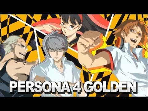 Persona 4 Golden Full Trailer