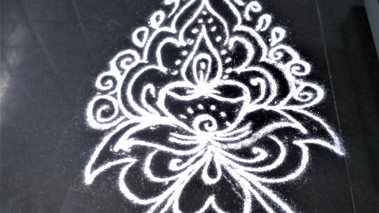 South Indian Kolam|Tamil Nadu Traditional Rangoli designs