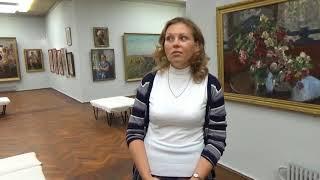 видео Дом-музей Мичурина в Мичуринске, Мичуринск.. Спутник / Туризм