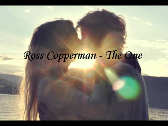 ross-copperman-the-one-melindasophie