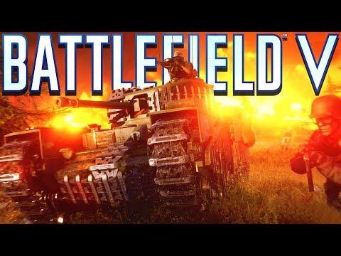 3 DAYS UNTIL FIRESTORM!!!! Battlefield V Livestream | Multiplayer Gameplay | 1080p 60fps (PS4 Pro) thumbnail