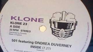 501 Feat ONDREA DUVERNEY - Inside