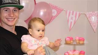 Fathers Day Video 2017 l Happy Fathers Day Chandler👨👧👶