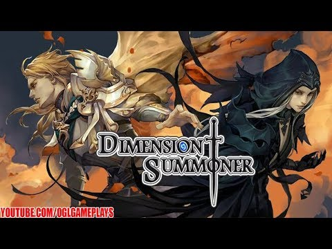 Dimension Summoner: Hero Arena 3D Fantasy RPG Android iOS Gameplay