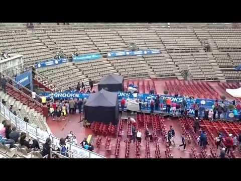 post gara all'Arena di Verona