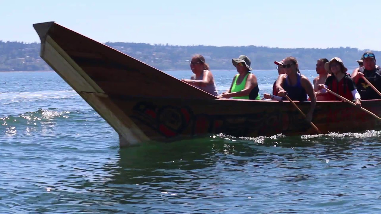 Northern Quest Canoe Family